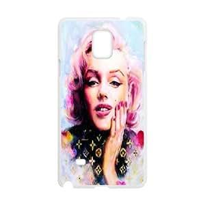 Generic Case Marilyn Monroe For Samsung Galaxy Note 4 N9100 Q2A2218069