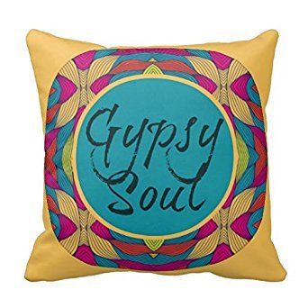 Gypsy Bedding (Gypsy Soul By Endless Summer R50288ce8a5f740d2920576e398c26f06 I5fqz 8byvr Pillow Case)