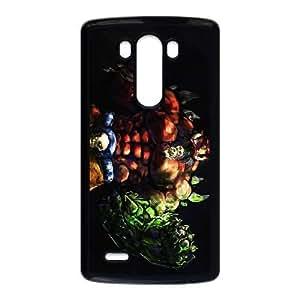 LG G3 phone case Black Kilrogg Deadeye World of Warcraft WOW TTR6941840