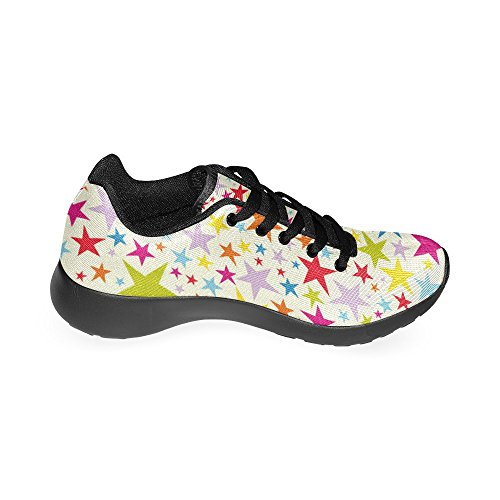 Interestprint Womens Väg Löparskor Jogging Lätta Sport Gå Atletiska Sneakers