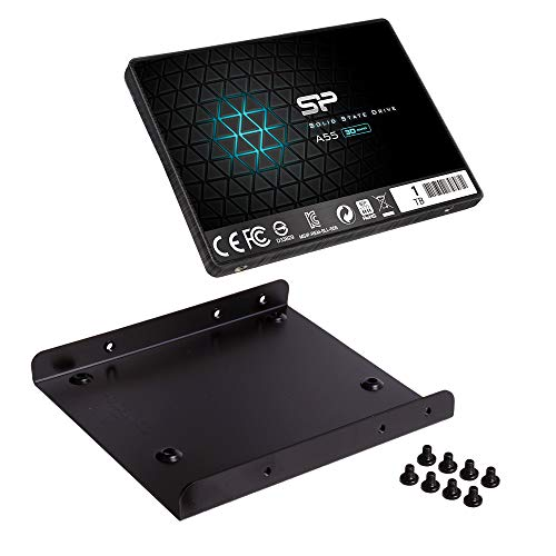 Silicon Power 1TB SATAIII SSD Bundle with Bracket