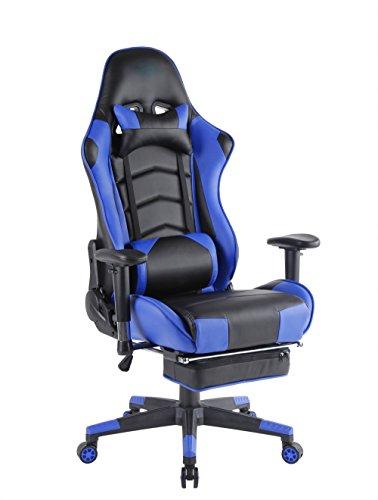 Ergonomic Computer Footrest Adjusting Headrest product image