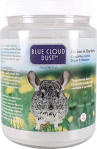 Lixit 30-0605-001 Blue Cloud Dust, 3-Pound Jar