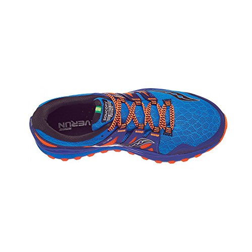 Saucony 20325-5, Zapatillas de Trail Running Unisex Adulto Varios colores (Royal /         Black /         White)