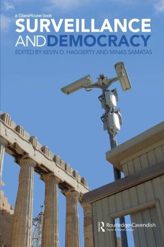 Surveillance and Democracy (Glasshouse Book)