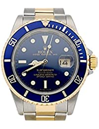Submariner Automatic-self-Wind Male Watch 16613 (Certified Pre-Owned)
