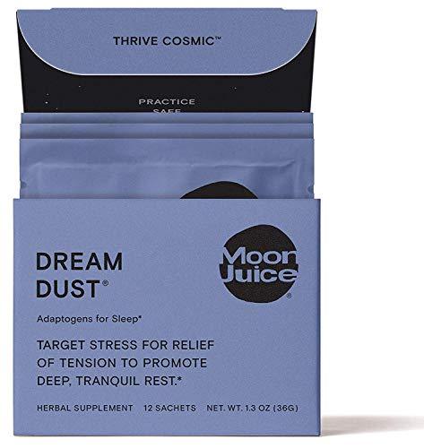 Moon Juice - Dream Dust | Adaptogenic Blend for Sleep (12 Servings)