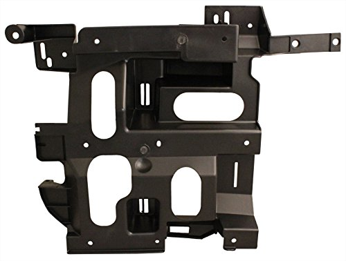 Replacement GM1221130 Driver Side Headlight Mount Support Panel for 03-07 Chevy (Side Headlight Bracket)