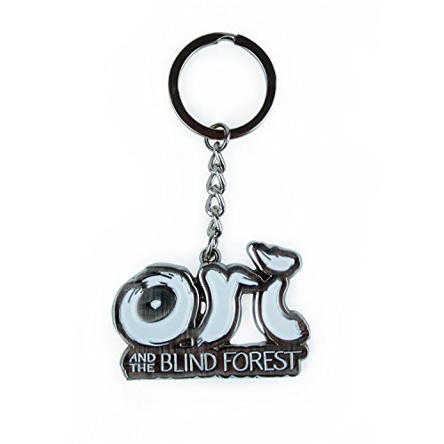 Ori and the Blind Forest - Logo Keychain