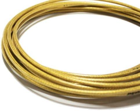 unisex 10 m Gold Medal pezzi di ricambio per adulti Jagwire Shift Housing 4,5 mm Lex-SL Slick-Lube oro taglia unica