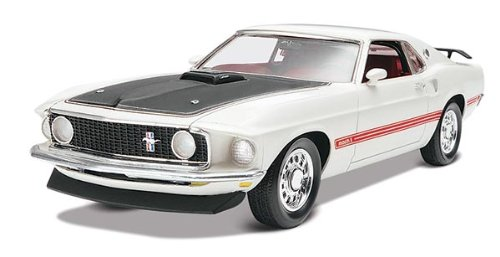 Revell '69 Ford Mustang Mach 1 Cobra