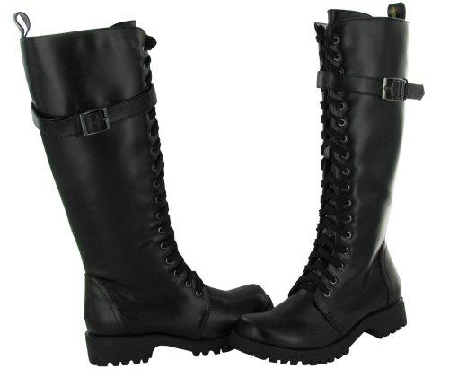 Women's Camp Boot Boot Volatile Combat Black Midnight dEx7fq