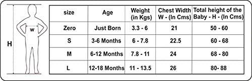 Jo Kids Wear Baby Pants Sets 4073/_0-6 months