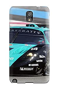 Unique Design Galaxy Note 3 Durable Tpu Case Cover Maserati Mc12 21