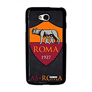 Roma Phone Funda,Football Culb Phone Funda,Hard Plastic Phone Funda,LG L70 Funda,Roma Logo Phone Funda