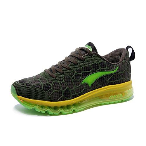 Baskets de Marche pour Chaussures et Hommes Femmes Athl Sport Course Max Coussin ONEMIX Air Az6p4pw