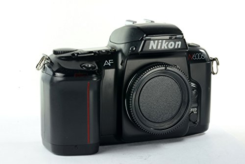 Nikon N6006 35mm SLR auto focus AF Film Camera (Body Only)