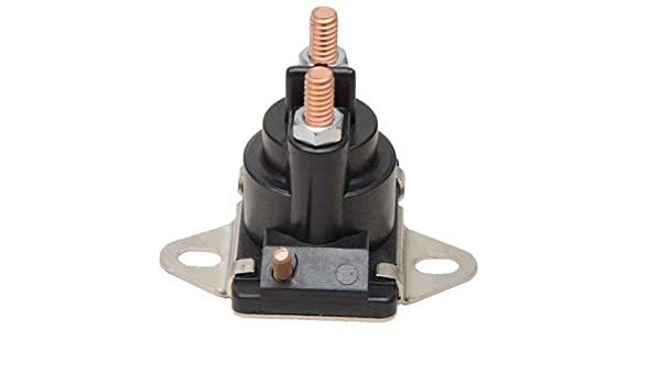 Amazon com: NEW 12 VOLT SMALL ENGINE REMOTE SOLENOID FITS RELAY TORO