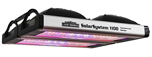 California Lightworks Solar System 1100 Programmable Spectrum LED Grow Light NEW for 2017 ! by Solar System