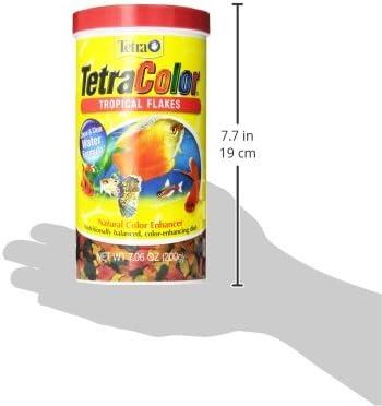 Tetra Tetracolor Tropical Flakes 10