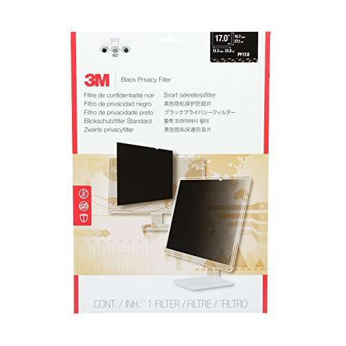 3M Privacy Filter for 17' Standard Monitor (5:4) (PF170C4B)