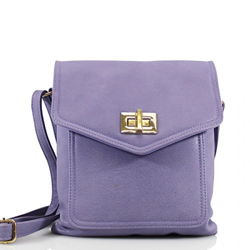 Women Cross Handbag Black Ladies Tote Messenger Shoulder Leather Body Satchel Faux Bag pqCZY
