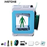 Best Diy 3 D Printers - iNSTONE Easier 3D Printer Kit With iNSTONE Slice Review