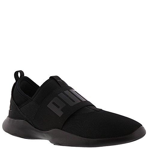 PUMA Unisex Dare Sneaker Puma Black-puma Black