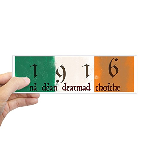 CafePress Ireland Flag 1916 Easter Rising Sticker (Bumper) 10