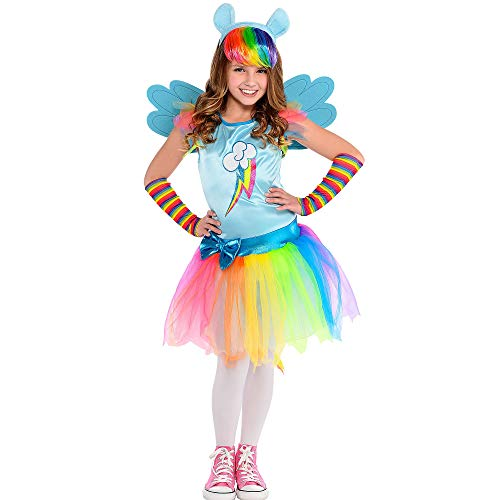 Expert choice for rainbow dash costume for toddler girls