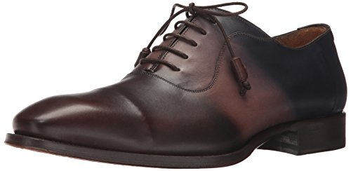 Mezlan Mens Hirse Oxford Brun / Multi