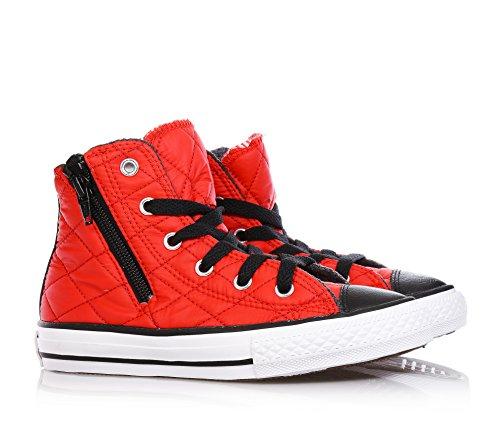 Converse All Star Hi Side Zip Tex - C2 -  para hombre Red
