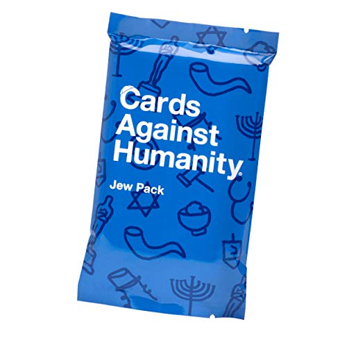 Jewish Boxes - Cards Against Humanity Jew Expansion Pack | Adult Playing Game- (Jew Pack)