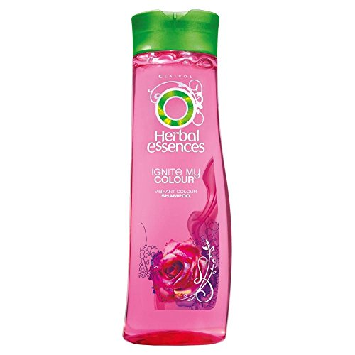 (Herbal Essences Ignite My Colour Acai Berry & Silk Extracts Shampoo (400ml))