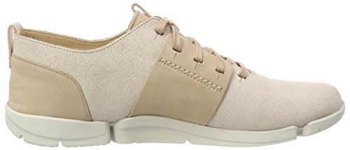 Basses Caitlin Tri Clarks Sneakers Femme 4qTan8w