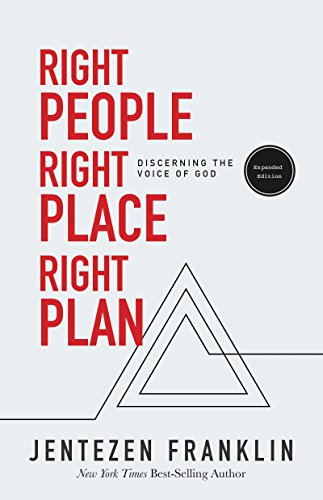 Right People, Right Place, Right Plan: Discerning the Voice of God - Right Plan
