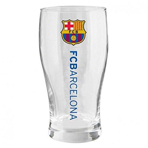 (Official FC Barcelona Pint Glass)