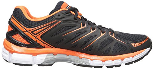 Black Running Sensation Orange White Men M Shoe 361 Red wBXapqw