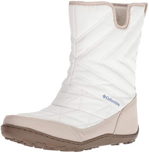 Columbia Women's Minx Slip III Mid Calf Boot, sea Salt, eve, 7 Regular -