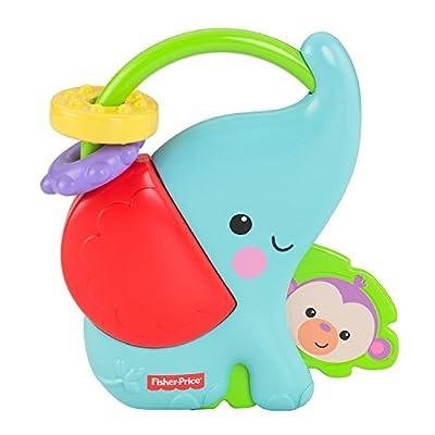 Fisher-Price Peek-a-Boo Elephant : Baby