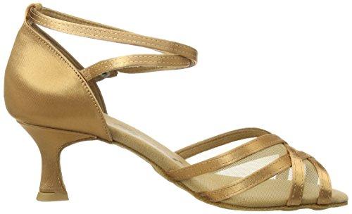 035 Damen Women's Ballroom Dance Diamant 087 Tanzschuhe Latein Hautfarben Shoes 077 Beige wtndR7q