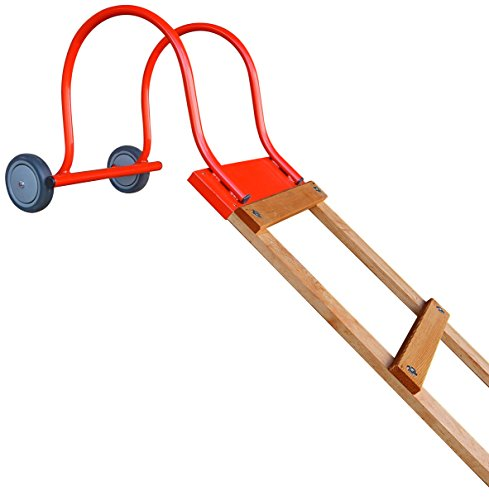 Outifrance 8833401Faitière Hook Depth With Wheels For Roof ()