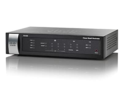 2QW1646 - Cisco RV320 Dual WAN VPN Router