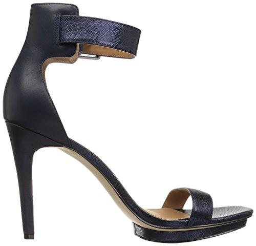Calvin Klein Vable Sandal Navy Heeled Women's qzgcAq7