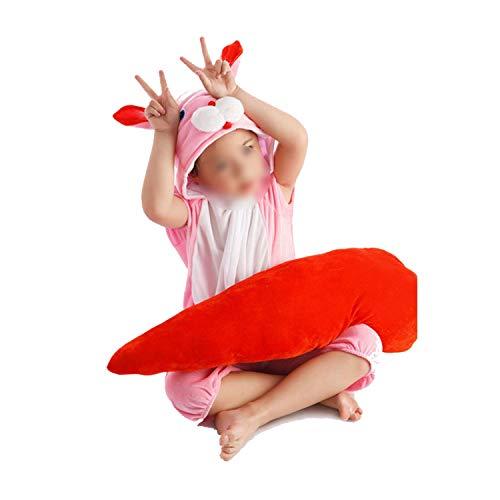 Dance Art Kindergarten Children's Halloween Cosplay Jumpsuit Costume,Pink -
