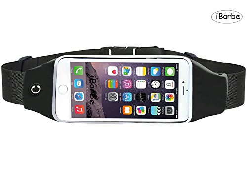 Waterproof Sports Phone Waist Belt Bag - 6