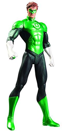 John Stewart Green Lantern Costume (DC Direct Justice League: Green Lantern Action Figure)
