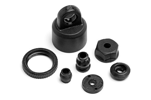 Shock Cap Set Savage XS (Hpi Racing Shock Cap)