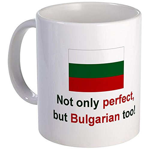 CafePress Perfect Bulgarian Unique Coffee