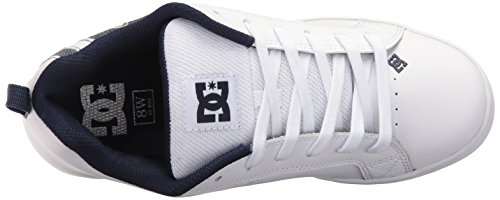 DC Women's Court Sneaker Graffik SE Denim r7rHPq